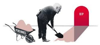 Polarización social y pensiones – Dominio público